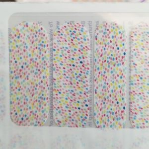 Jamberry Other - Jamberry nail wrap duo in bright multi